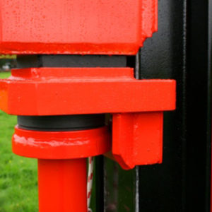 Fencepro Option: Heavy Duty Post Cap