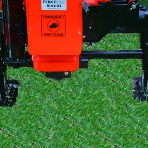 Fencepro Option: Hydraulic Leg Ram